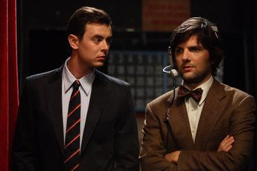 Colin Hanks and Adam Scott in &quot;The Great Buck Howard.&quot;